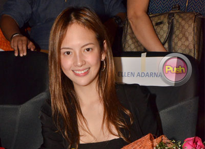 """Ellen Adarna says she only dates men 6'1"""" tall and above: 'Yan talaga yung type ko'"""