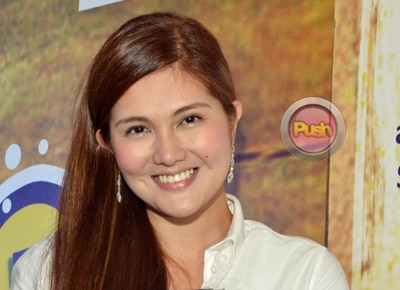 Dimples Romana believes that Angel Locsin is ready for motherhood