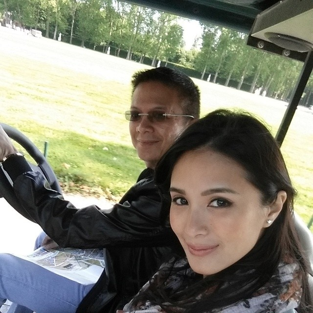 Heart and Chiz: Lovers in Europe