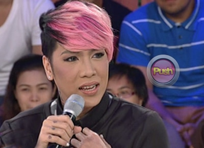 Vice Ganda denies reconciling with ex-boyfriend
