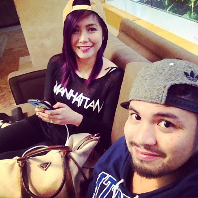 Yeng & Yan off to Singapore for Pre-Nup Pictorials