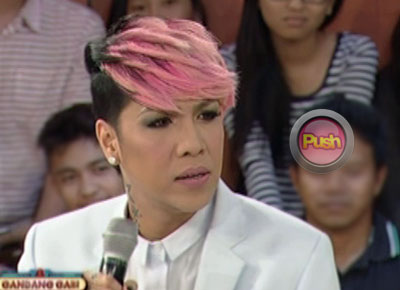 Vice Ganda labels fight between him and Vic Sotto a hoax; Boy Abunda gives advice