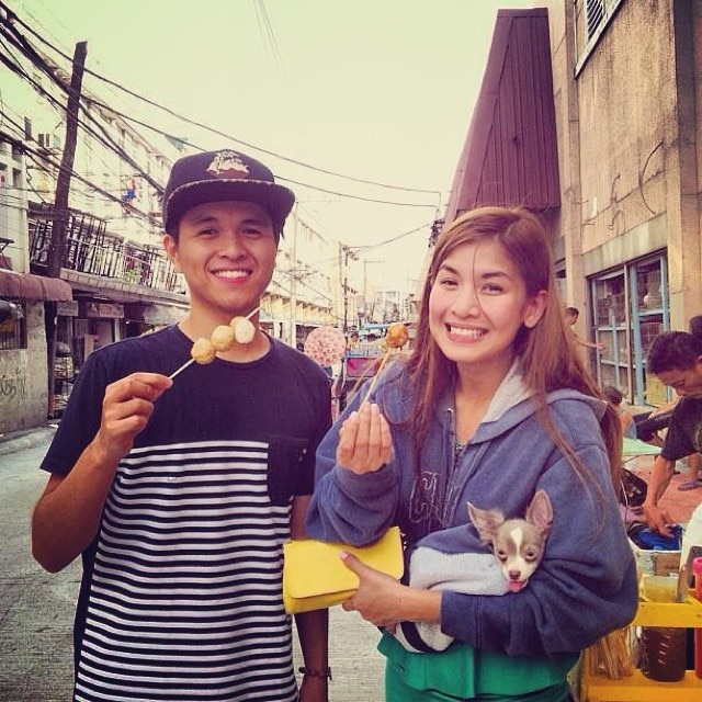 Jam misses street food bonding with Mich