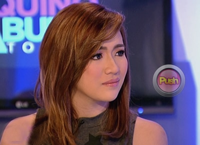 Angeline Quinto explains what next level friend means