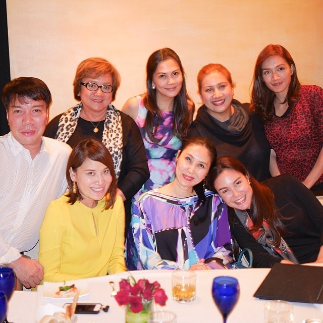 Gretchen Barretto: Life is so much greater with friends