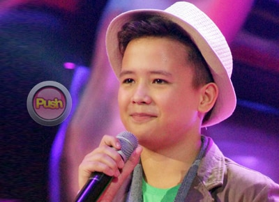 Juan Karlos Labajo says he wants to follow in the footsteps of Daniel Padilla and Enrique Gil