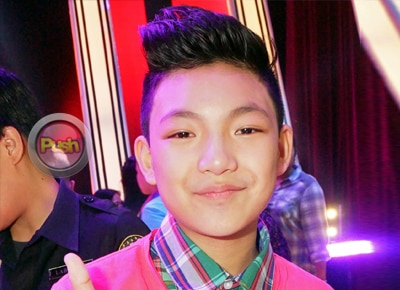 Darren Espanto says he will give the house to Lyca Gairanod if he wins 'The Voice Kids Ph'