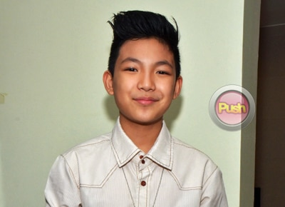 EXCLUSIVE: Team Sarah's Darren Espanto hopes to pursue a solo career