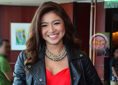 Nadine Lustre is okay with being called Kathryn Bernardo's 'copycat'