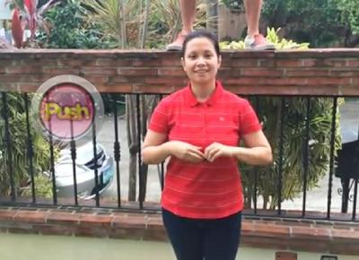 Lea Salonga accepts ice bucket challenge; calls on Voice PH coaches