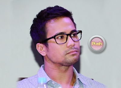 Sam Milby denies he got in the way of Piolo Pascual and Shaina Magdayao