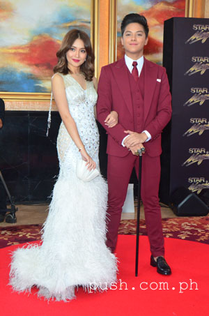 Six Head Turners At The 8th Star Magic Ball Push Com Ph