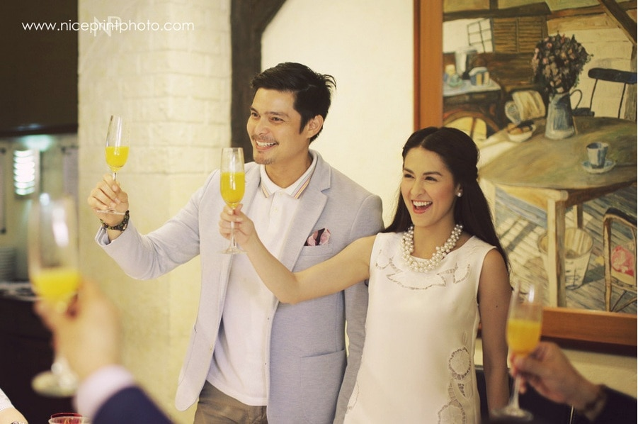 Marian Rivera and Dingdong Dantes reveal first lineup of wedding sponsors