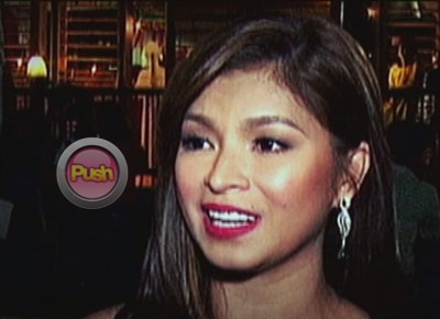 Angel Locsin says that she and Angelica Panganiban are okay