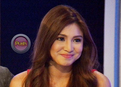 Nadine Lustre says JaDine is not competing with KathNiel