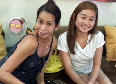 Mae Subong says mom Pokwang can have a boyfriend