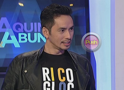 Rico Blanco admits he is in a relationship