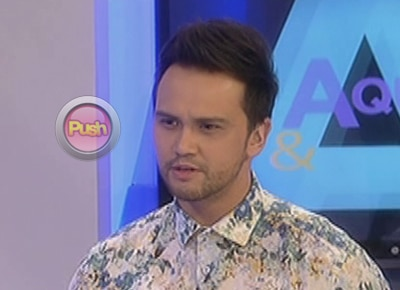 Billy Crawford reveals why he gave up his international career