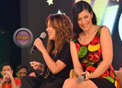 Assunta De Rossi and Angeline Quinto admit insecurities on GGV