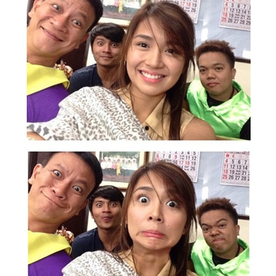 Kathryn misses her Tampipi family