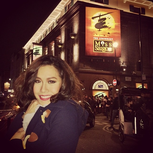 The Saigon Diary of Rachelle Ann Go