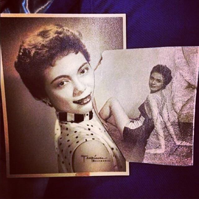 Sharon pays tribute to her mom Elaine Cuneta