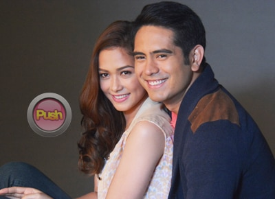 Gerald Anderson's brother on Maja Salvador: If she makes him happy, I'm happy