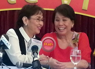 Gov. Vilma Santos says she already wants to have grandchildren