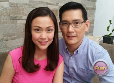 Jodi Sta. Maria and Richard Yap say farewell to Maya and Sir Chief