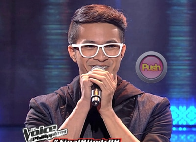 Pampanga crooner Karl Tanhueco makes Coach Lea turn on The Voice