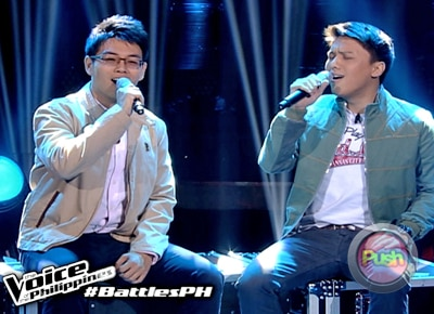 Philippe and Timmy battle it out for a slot on Team Lea