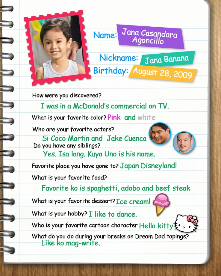 Ten things to know about Jana Agoncillo