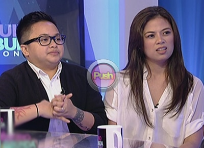 Aiza Seguerra and Liza Dino are planning to have a child