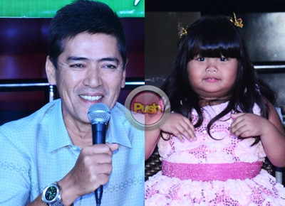 Vic Sotto on Ryzza Mae: She's not just an ordinary child actress