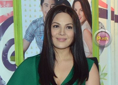 KC Concepcion answers Sharon Cuneta's rumored plan to run for office by 2016