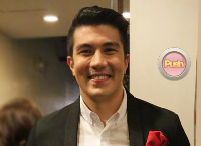 Luis Manzano shares that he will spend Christmas Day with Angel Locsin