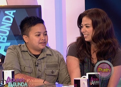 Aiza Seguerra and Liza Dino to wed in the Philippines in January