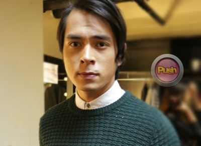 "Jake Cuenca on recent break-up, ""My heart is good"""