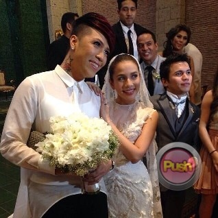 Karylle and Yael's Wedding Party