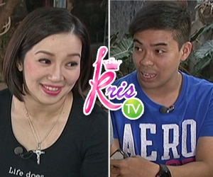 King David to Kris: If you have thousands of bashers, you have millions of lovers