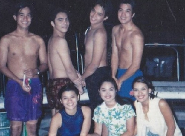 Flashback: The Gimik 1996 Barkada
