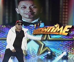 Kalokalike ni Jhong Hillario humataw uli sa It's Showtime