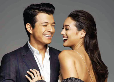 Are Jericho Rosales and Kim Jones planning to have a baby already?