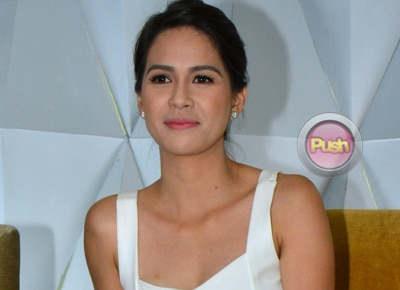 Kaye Abad is hoping that Paul Jake is 'The One'