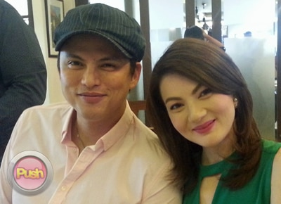 Zoren Legazpi admits he doesn't want Carmina Villaroel to become pregnant again: 'Mag-aampon na lang