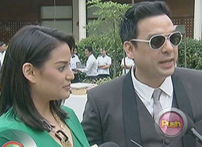 Bernard Palanca says he can now legally ask Jerika Ejercito to marry him