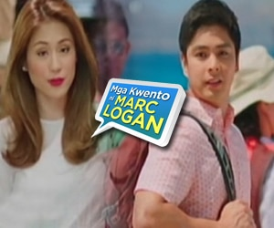 You're my Bloopers sa Mga Kwento ni Marc Logan