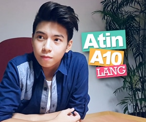 Learn more about Teen Heartthrob Nash Aguas on Atin A10 Lang