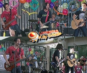UKG jamming with Rivermaya