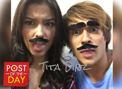 LizQuen: Wacky together